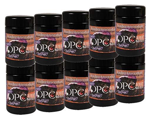 OPC133 von Robert Franz, 10 Gläser à 60 Kapseln