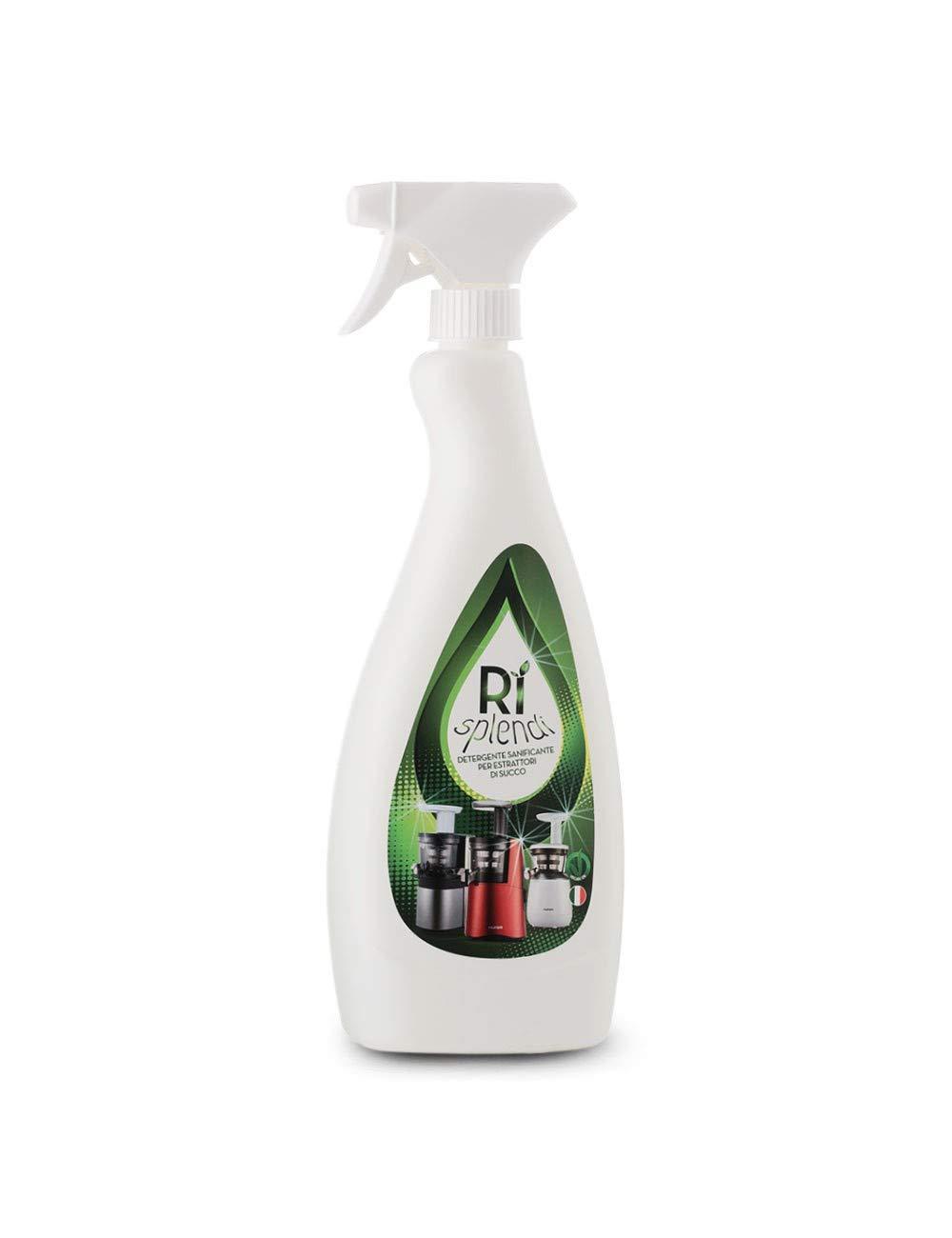 Risplendi- Hurom Detergente sanificante per estrattori di Succo 750 ml. - 2021 -