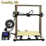 Laecabv Creality CR-10S4 3D Drucker 3D-Druckmaschinen Dual Z Haste Filament Detect Returning Ausschalten der Stromversorgung Optional 3D Printer Kit DIY Working Kit