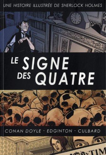Sherlock Holmes - tome 3 Le signe des quatre (3)