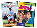 Wedding Singer & Little Nicky [Import USA Zone 1]