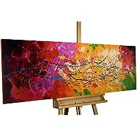 kunstloft acryl gemlde lucid dream 150x50cm original handgemalte leinwand bilder xxl - Moderne Bder
