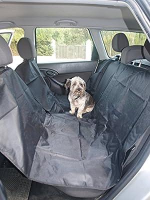 Manta de Coche para perros mascotas de asiento trasero