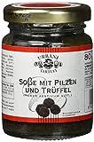 Urbani Tartufi Salsa tartufata - Trüffelsauce, 2er Pack (2 x 80 g)