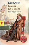 Pensées sur la justice - La Découverte - 07/07/2011