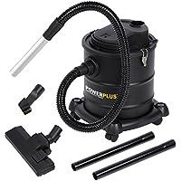 POWERPLUS POWX308 - Aspirador cenizas 20l- 1200w con ruedas y accesorios
