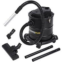 Powerplus POWX308 - Aspiradora (1200 W, 220 - 240, Aspiradora de tambor, Sin bolsa, 20 L, Negro)