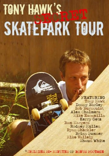 Secret Skatepark Tour