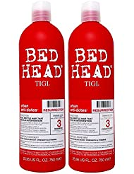 TIGI BED HEAD URBAN ANTIDOTES RESURRECTION SHAMPOO & CONDITIONER 750ML