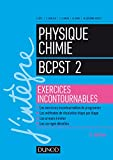 Physique-Chimie BCPST 2 - Exercices incontournables