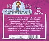 Ki Ka Kunterbunt-Lieder aus Aller Welt Test