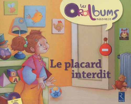 Le placard interdit (1CD audio)