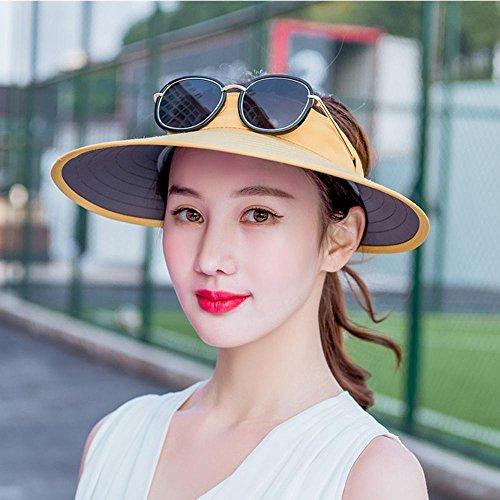 Axiba Sports de Plein air Le Bonnet Visière Lady Mode Cap Canard Crème Solaire Soleil Casquette