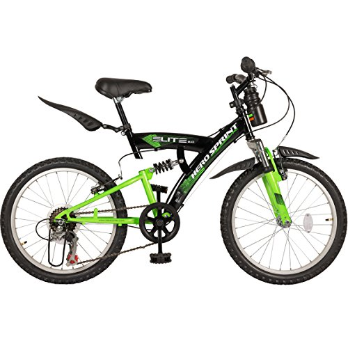 hero sprint 20t elite 6 speed junior cycle, boy's Hero Sprint 20T Elite 6 Speed Junior Cycle, Boy's 51H5uvvR1eL