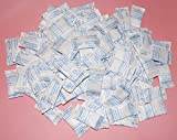 Silica Gel Pouches - - 1g Silica Gel Sachets - Total Gel Weight 100g...