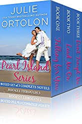 Pearl Island Series Boxed Set: Three Full-Length Contemporary Romance Novels