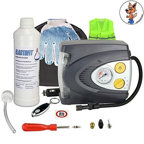 elastofit-kit-di-riparazione-pneumatici-prime-plus-compressore-con-luce-led-blink-sos-gilet-torcia