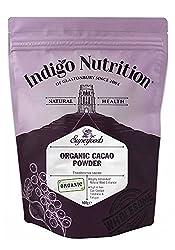 Indigo Herbs BIO Kakaopulver 500g (Cacao Pulver)