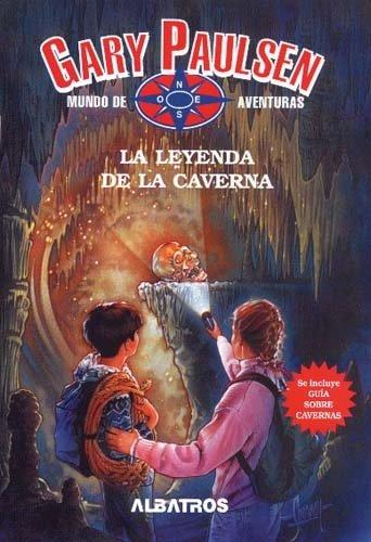 Mundo de aventuras/ World of Adventures: La Leyenda De La Calavera por Gary Paulsen