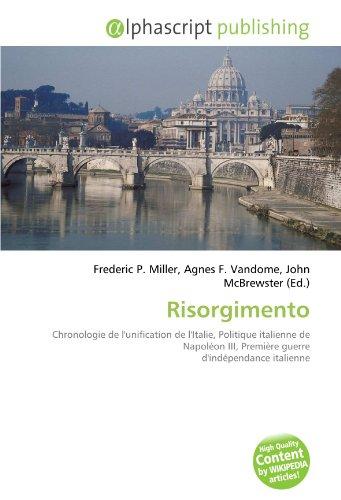 Risorgimento: Chronologie de l'unification de l'Italie, Politique italienne de Napoléon III, Première guerre d'indépendance italienne