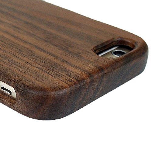 Phone case & Hülle Für iPhone 6 / 6S, abnehmbarer Pinewood Material Schutzhülle ( SKU : S-ip6g-0097c ) S-ip6g-0097c