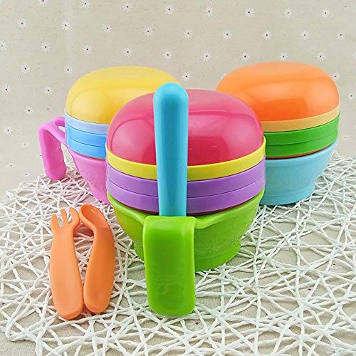 Baby Entwöhnung Feeder vermischen und Schleifstifte Schüssel für Zubereitung von Selbstgemachter Gemüse Früchte, Saft Speisen einfach zu reinigen freshfoods ergänzenden Speisen Werkzeug Schleifen