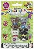 Katze katzenwels (4mini-erasers)–CRAZERASERS: Sammlerstück Radierer Serie # 3