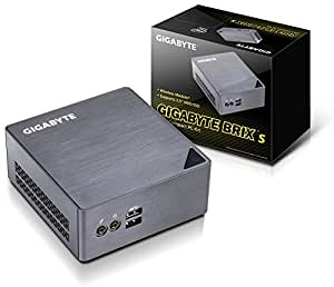 Gigabyte Technology Brix GB-BSi7H-6500 kit de Barebone PC Noir
