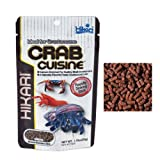 Superstars Crab Cuisine–Futtermittel komplett in Pellet-KREBSTIERE, Paguri, Garnelen, Garnelen, Hummer und andere Reinigungskräfte Süßwasser und Marina