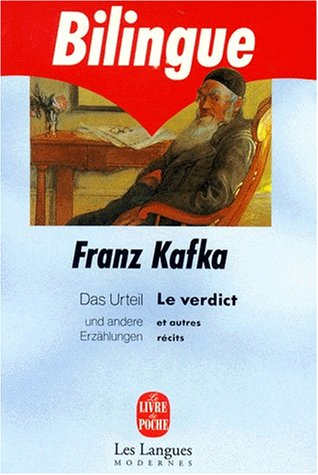 Le Verdict et autres récits (édition bilingue allemand/français)