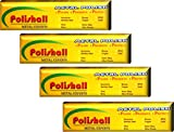 Polishall - All Metal Polish for Bikes & Pooja Articles - 12 Packs