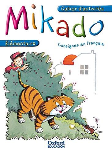 Mikado Élémentaire. Cahier d'Activités - 9788467307382