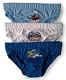 Jungen Unterhosen / Slips, Unterwäsche, Baumwolle - 3er-Pack