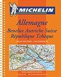 Atlas routiers : Allemagne - Autriche