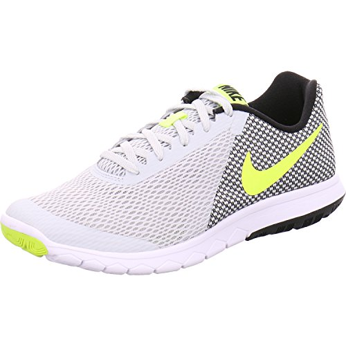 Nike Herren Flex Experience Rn 6 Laufschuhe Grau-Kombiniert