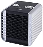 Bestron ACH1500S Radiateur Céramique 750 / 1500 W Argent