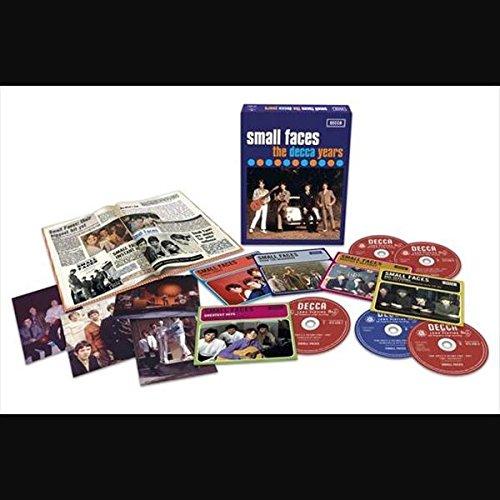 Decca Box (The Decca Years 1965-1967 (Limited 5-CD-Box))