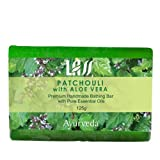 Patchouli Aloe Vera Soap by Lass Natural...