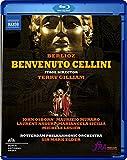 Berlioz: Benvenuto Cellini [John Osborn; Maurizio Muraro; Laurent Naouri] [Naxos: NBD0074V] [Blu-ray] [Region A & B & C]