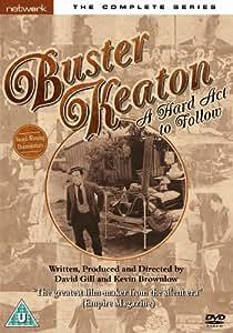 Buster Keaton - A Hard Act To Follow [DVD]