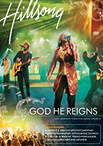God He Reigns: Live Worship From Hillsong Church [Import USA Zone 1]