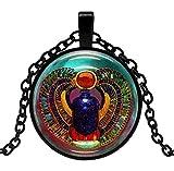 Générique Collar Colgante símbolo Escarabajo Egipcio.
