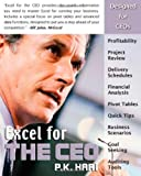 EXCEL FOR THE CEO (Excel for Professionals)
