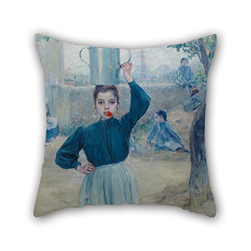 20-x-20-inches-50-by-50-cm-oil-painting-adolfo-guiard-the-little-village-girl-with-red-carnation-pil
