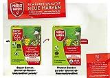 Bayer Unkrautvernichtungsmittel, Universal-Rasenunkrautfrei Loredo 100 ml, mehrfarbig, 13 x 8 x 4 cm, 84060372 - 3