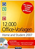 12.000 Office Vorlagen Home and Student 07