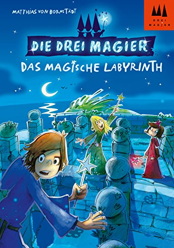 Die drei Magier - Das magische Labyrinth: Roman
