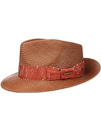 Amazon.it  cappello di paglia uomo - Stetson  Abbigliamento cebdf21c89fa