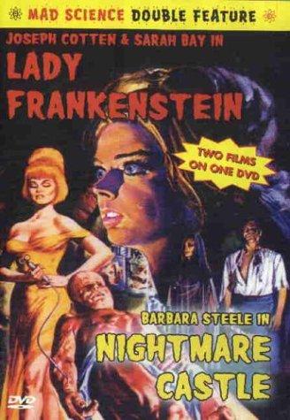 Lady Frankenstein & Nightmare Castle [DVD] [Region 1] [NTSC] [US Import] Lady Frankenstein