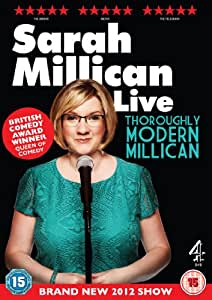 Sarah Millican - Thoroughly Modern Millican Live [DVD]